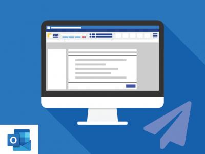 Outlook logiciel de messagerie et plus encore offre des fonctionnalités indispensable à une organisation efficace de votre information. Venez vous approprier l'outil pendant ces 2 journées