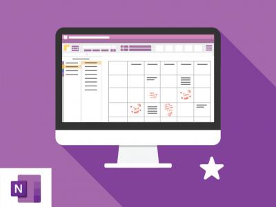 OneNote ou la prise de notes structurées, partagées et consultables sur de multi plateformes, intégrant les mécanismes de la suite bureautique Microsoft Office ™ à maîtriser d'urgence puisqu'il fait partie de votre abonnement.
